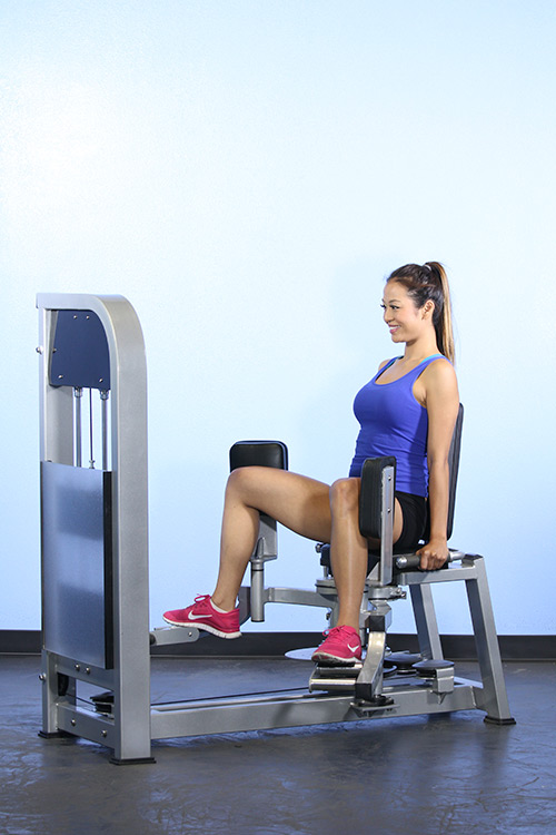 Inner/Outer Thigh Combo Machine | Muscle D Fitness