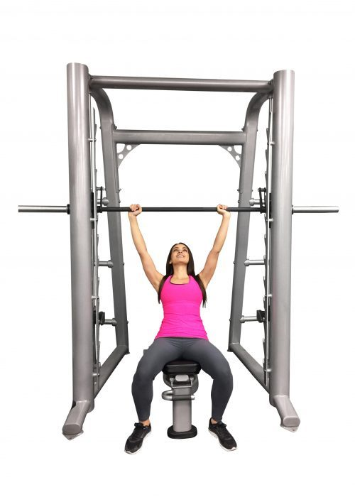 93 Smith Machine Muscle D Fitness