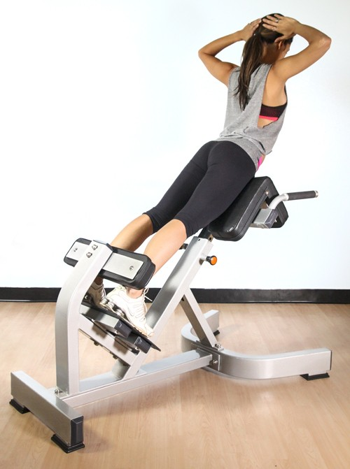 Hyper Extension Bench Muscle D Fitness