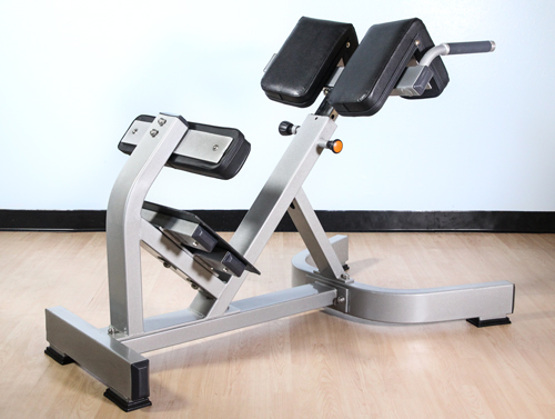 Hyper Extension Bench | Muscle D Fitness