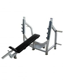 Flat to Incline Bench | Muscle D Fitness