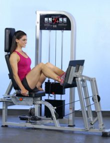 leg press calf raise