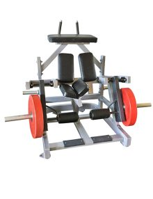 Kneeling Leg Curl Machine