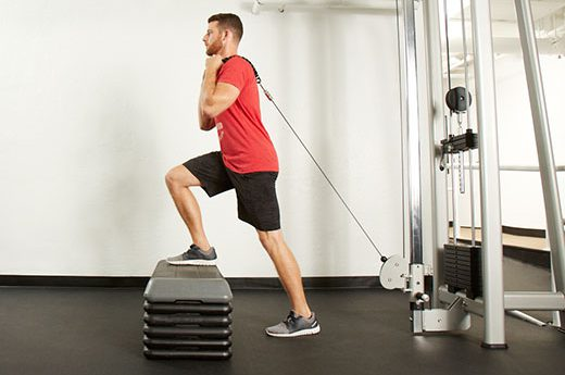 Functional Trainer Exercises - 10 Exercises to Change it Up