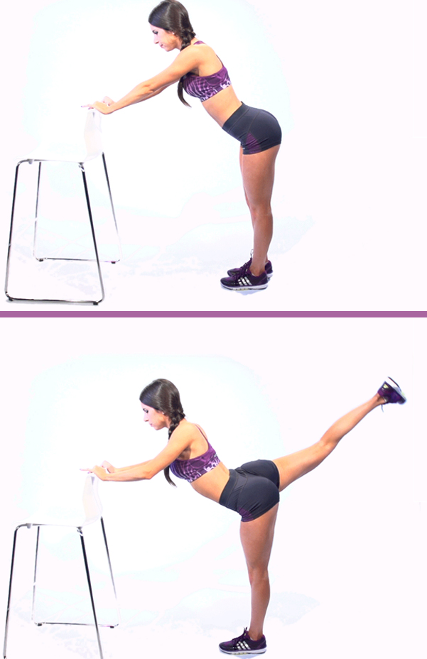 10 Best Glute Exercises - Hitting Those Hard To Reach Areas