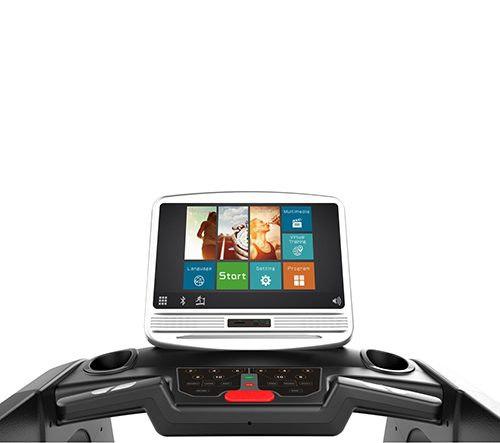 Md Ts Touch Screen Treadmill Muscle D Fitness